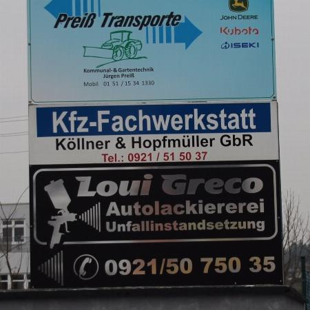 Köllner & Hopfmüller Kfz-Fachwertstatt