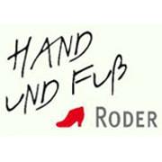Logo Hand und Fuß Roder