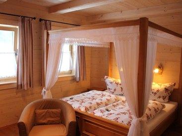 Schlafzimmer Chalet Rauschberg