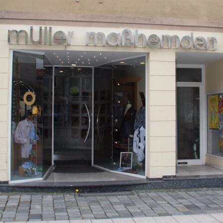 Müller Maßhemden