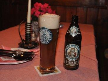Sebaldusweizen Dunkel - gebraut in der Tradition des königlich-bayerischen Weizenbrauhauses zu Nürnberg