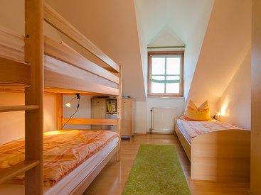 Kinderschlafzimmer Fewo Hoher Berg