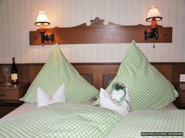 Zimmer im alpenländischen Stil