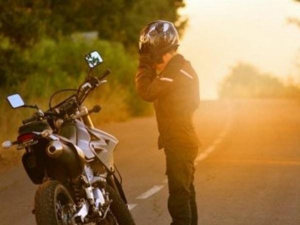 Biker-Kurztripp
