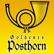 Logo Goldenes Posthorn - älteste Weinstube Deutschlands