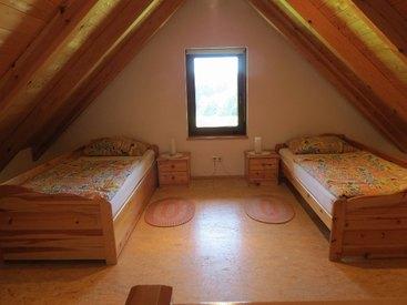 Gemütliche Schlafzimmer ...