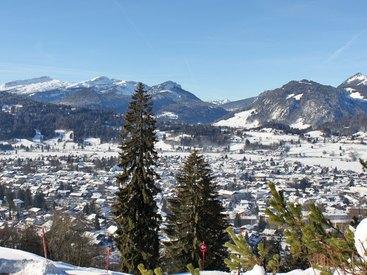 ...und ebenso schön anzuschauen im Winter
