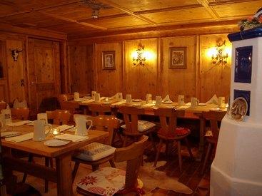 Das Restaurant Seeberg