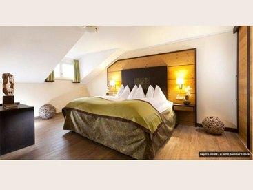 Suite im Wellness Hotel Sommer (Schlafzimmer)