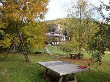 Unser Spielplatz im Herbst