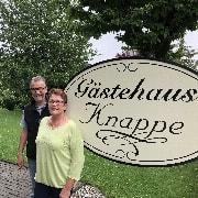 Logo Gästehaus Knappe
