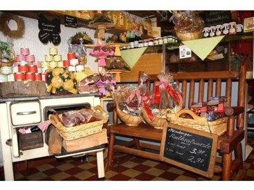 Fränkische Spezialitäten im Bauernladen Bauer