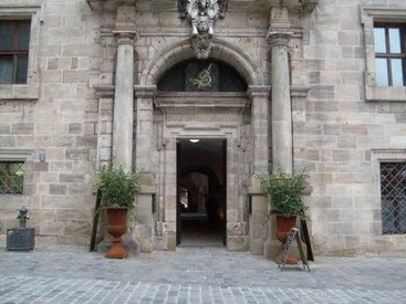 Restaurant Zum Spießgesellen - Eingang