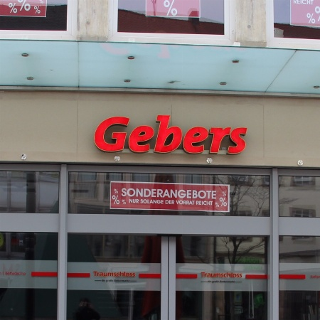 Gebers Bettenhaus