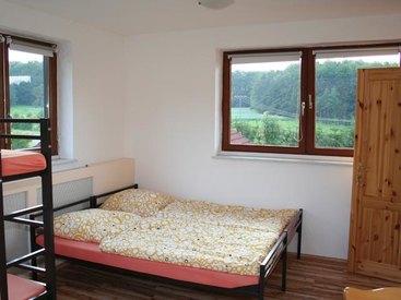 Campingplatz Betzenstein - Beispielfoto eines Zimmer's