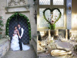 Ihre Hochzeit auf Burg Rabenstein