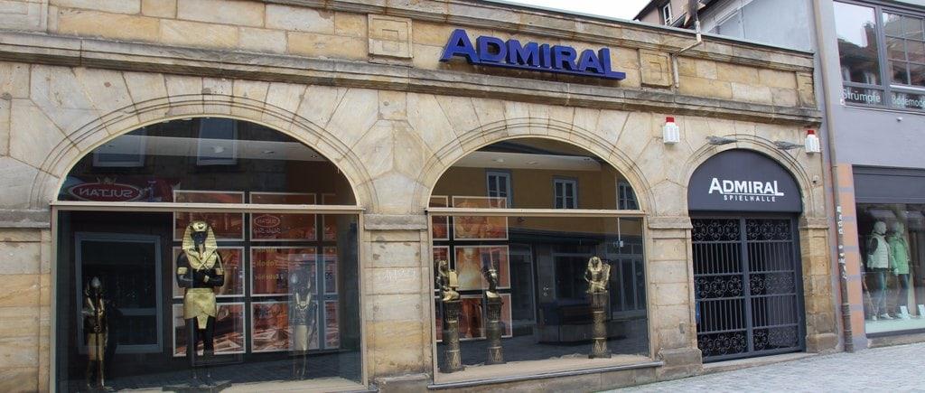 Admiral Spielhalle öffnungszeiten