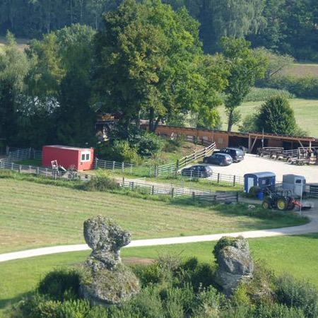 Pferde-, Pony- und Eselparadies Sanspareil