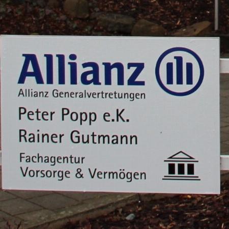 Peter Popp e.K. Allianz