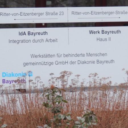 Diakonie Bayreuth - Werkstatt für behinderte Menschen