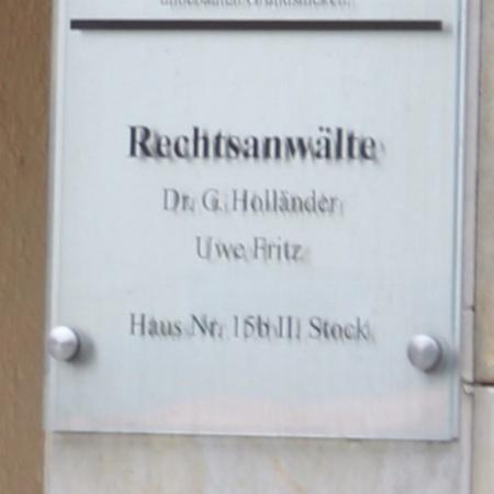Rechtsanwälte Dr. Holländer & Fritz