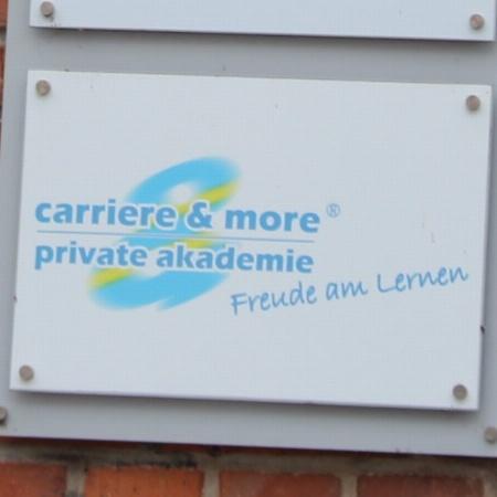 carriere & more, private Akademie Region Oberfranken