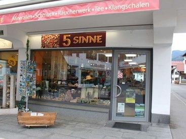 Herzlich Willkommen bei 5 Sinne in Oberstdorf im Allgäu!