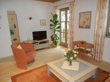 Ferienwohnung Lederer in Siegsdorf Wohnzimmer