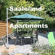 Logo Saaleland-Apartments