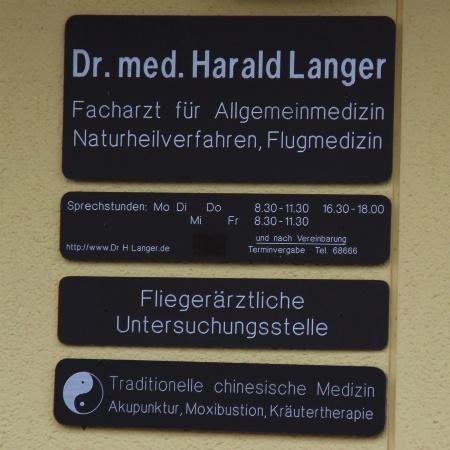 Praxis Dr. Harald Langer