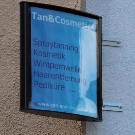 Tan & Cosmetics