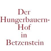 Logo Der Hungerbauern-Hof