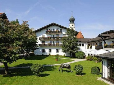 Hotel Gut Ising - Insel der Ruhe