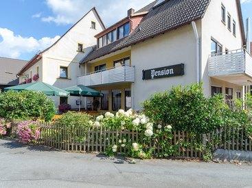 Außenansicht Gasthof Pension Schoberth