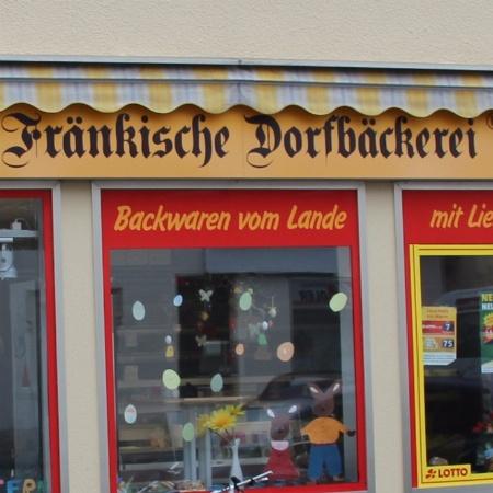 Fränkische Dorfbäckerei
