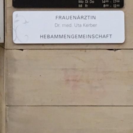 Dr. med. Uta Kerber Frauenärztin