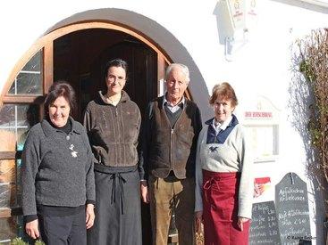 Die guten Geister vom Cafe Breitenberg