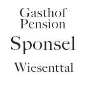 Logo Gasthof Pension Sponsel
