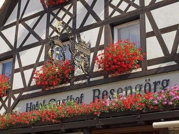 Hotel-Gasthof Resengörg in der Fränkischen Schweiz