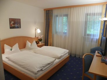 """Landhotel Gabriele in Unterwössen - Doppelzimmer """"Balsberg"""""""