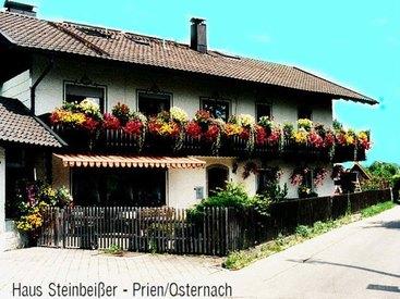 Urlaub in Ferienwohnungen der Chiemsee-Fischerei Steinbeißer-Reiter in Prien am Chiemsee