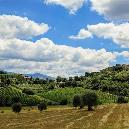 18. April 2020 Lassen Sie sich von uns in die Toskana entführen!