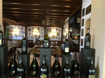 Ambiente in unserem italienischen Restaurant in Bayreuth