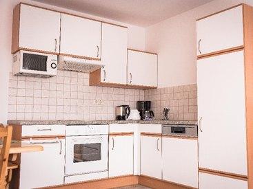 Ferienwohnung Frey Küche