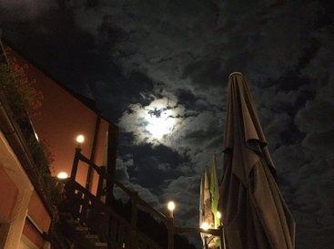 Laue Sommernacht