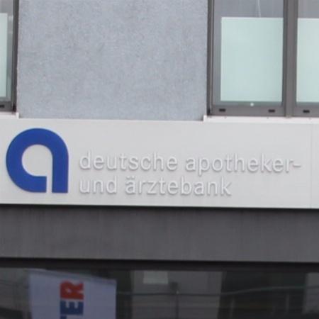 Deutsche Apotheker- und Ärztebank. apoBank