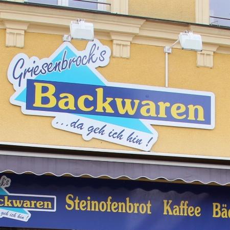 Griesenbrock's Backwaren
