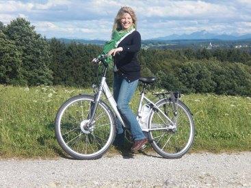 E Bike Verleih im Haus
