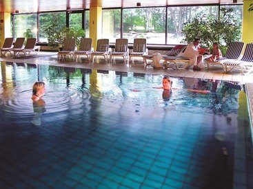 Unser Schwimmbad ....