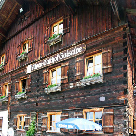 Berggasthof Gaisalpe